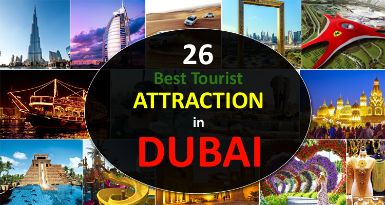 Best Tourists Attractions in Dubai