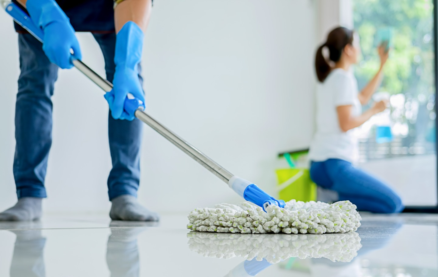Different types of cleaning services that you can benefit from